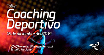 (Taller Gratuito) IPD: Coaching Deportivo