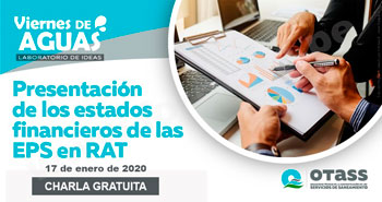 (Charla Gratuita) OTASS: Estado financiero de EPS bajo el régimen de apoyo transitorio del Otass