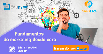 Conferencia Gratuita: Fundamentos de marketing desde cero