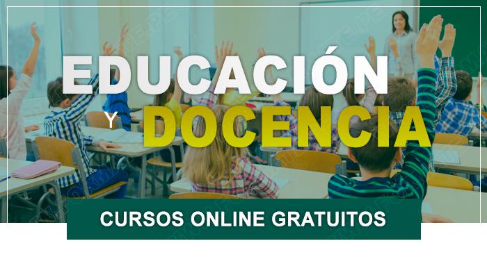Cursos Online Gratuitos Para Docentes Profesores
