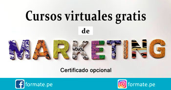 Cursos online gratuitos de Marketing y Publicidad